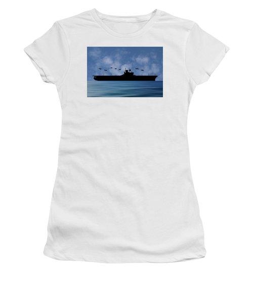 Cus Andrew Jackson 1936 V1 Women's T-Shirt