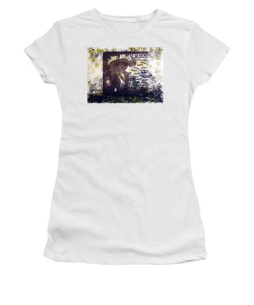 D U Rounds Project, Print 47 Women's T-Shirt