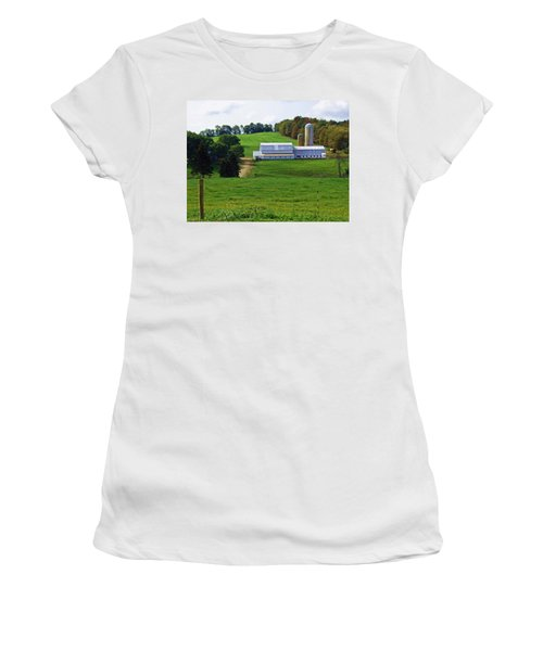 Dairy Country Women's T-Shirt (Athletic Fit)