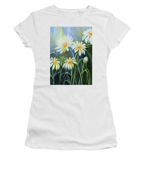 Daisies Flowers  Women's T-Shirt