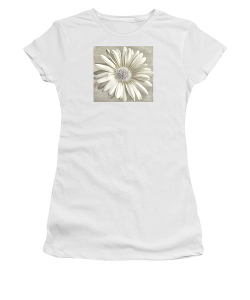 Daisy Women's T-Shirt (Junior Cut) by Jim  Hatch