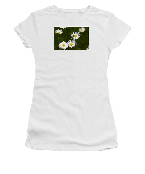 Daisy Visitor Women's T-Shirt
