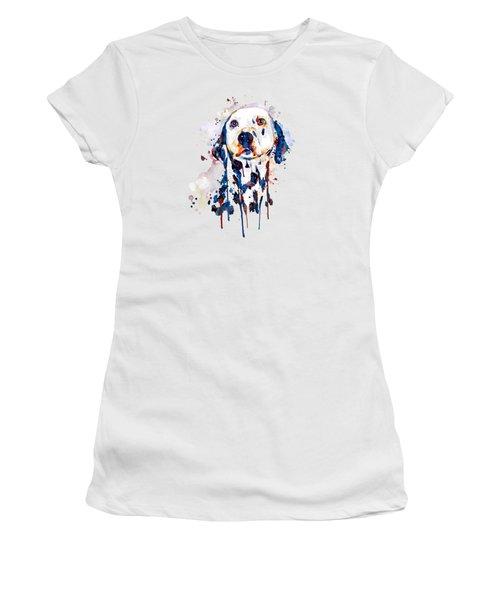 Dalmatian Head Women's T-Shirt