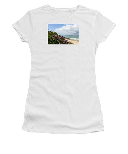Dana Point Women's T-Shirt (Athletic Fit)