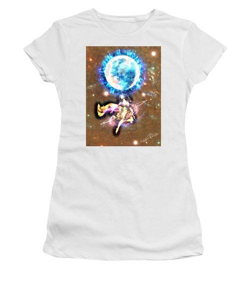 Dance Me To The Moon Women's T-Shirt