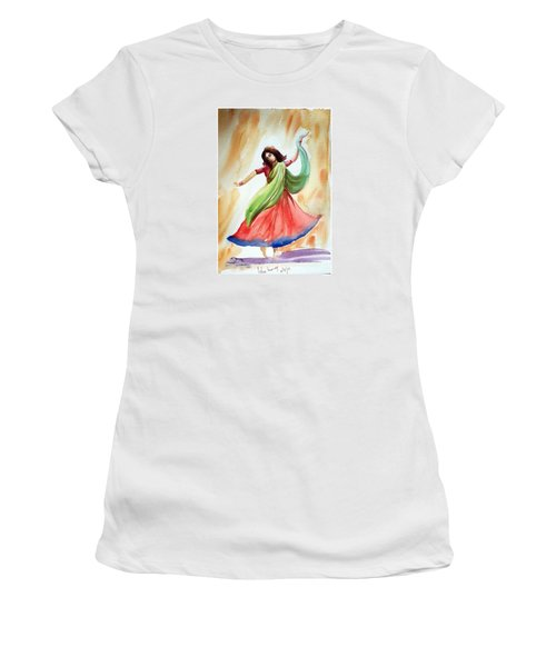Dance Of Abandon Women's T-Shirt