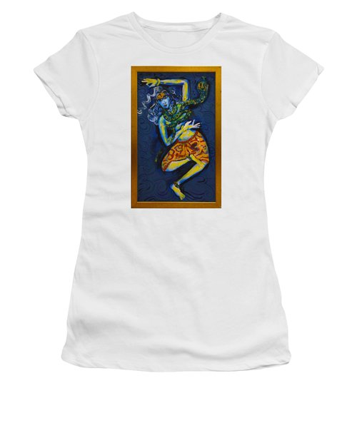 Dancing Shiva Women's T-Shirt