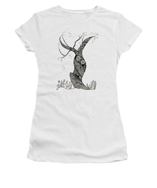 Dancing Tree Women's T-Shirt