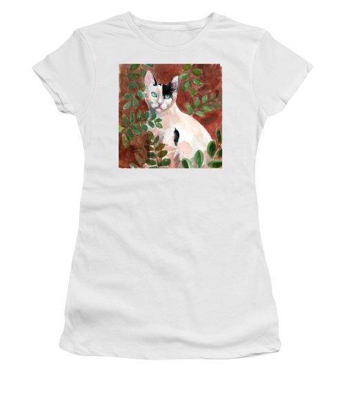 Deano In The Brush Women's T-Shirt