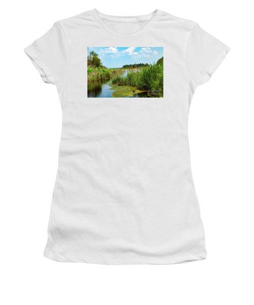 Delaware Marsh Women's T-Shirt