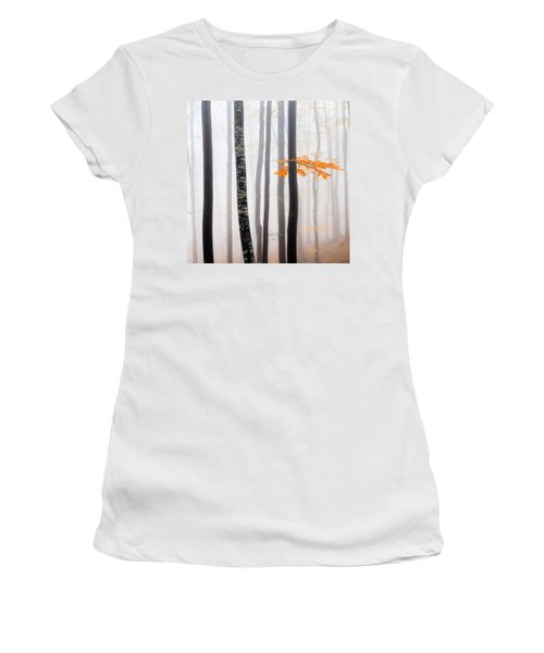 Delicate Forest Women's T-Shirt