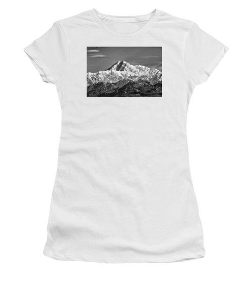 Denali Grey Women's T-Shirt