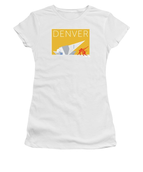Denver Art Museum/gold Women's T-Shirt