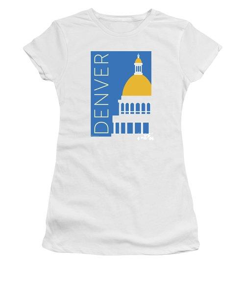 Denver Capitol/blue Women's T-Shirt