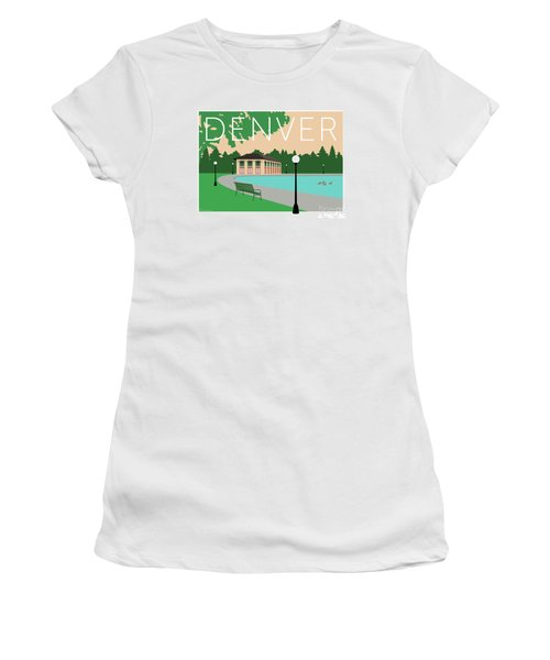 Denver Washington Park/beige Women's T-Shirt