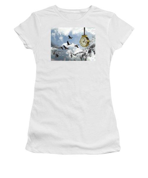 Departures Women's T-Shirt