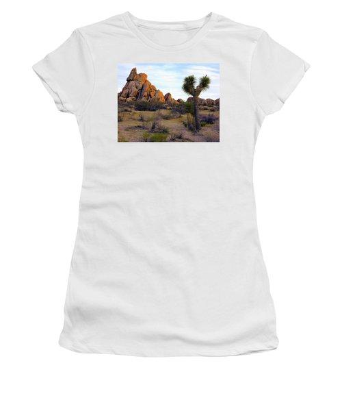 Desert Soft Light Women's T-Shirt (Athletic Fit)