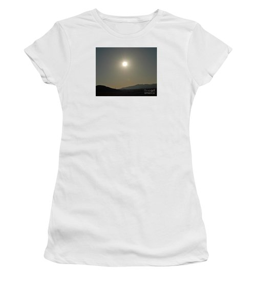 Desert Sun Women's T-Shirt (Athletic Fit)