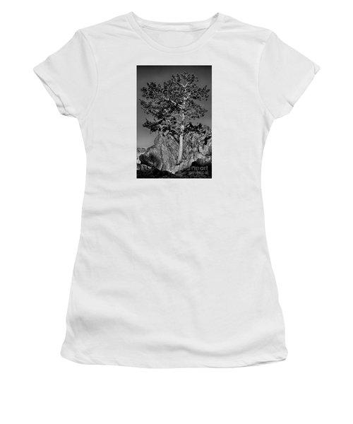 Determined, Monochrome Women's T-Shirt