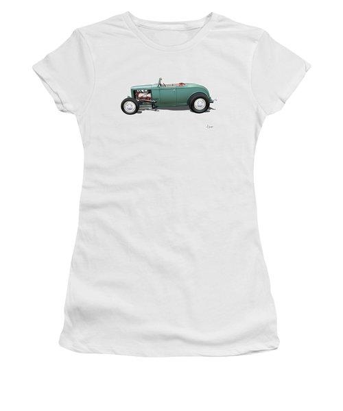 Deuce Women's T-Shirt (Athletic Fit)