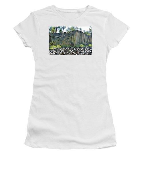 Devils Postpile Women's T-Shirt