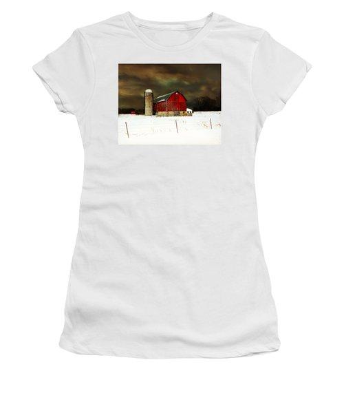 Diamonds In The Sky Women's T-Shirt