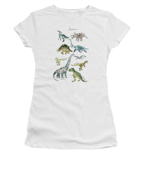 Dinosaurs Women's T-Shirt