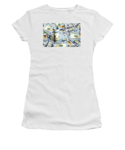 Dollar Women's T-Shirt