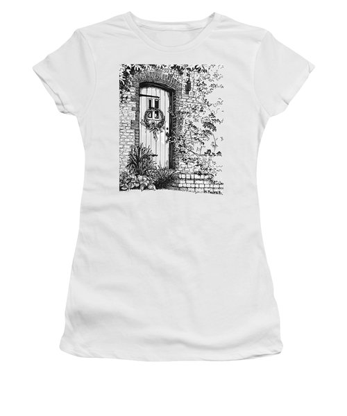 Door Women's T-Shirt