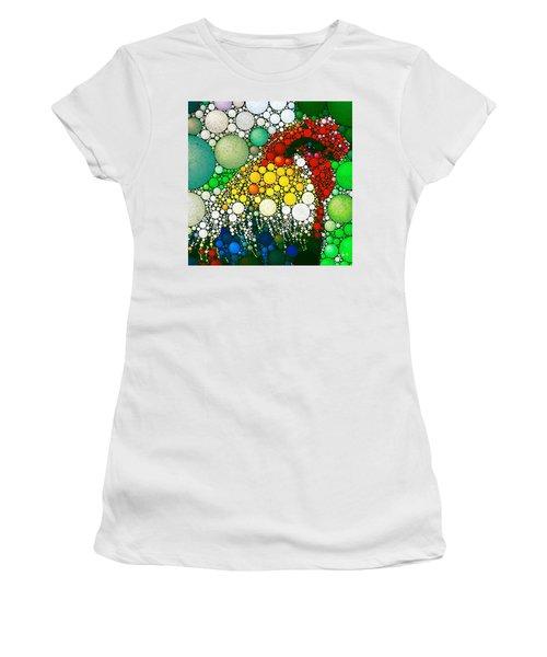 Dotty Doodle Doo Women's T-Shirt
