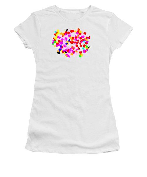Dotty Hippo No.7 Women's T-Shirt