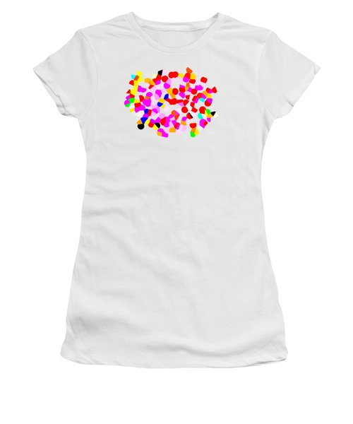 Dotty Hippo No.7 Women's T-Shirt