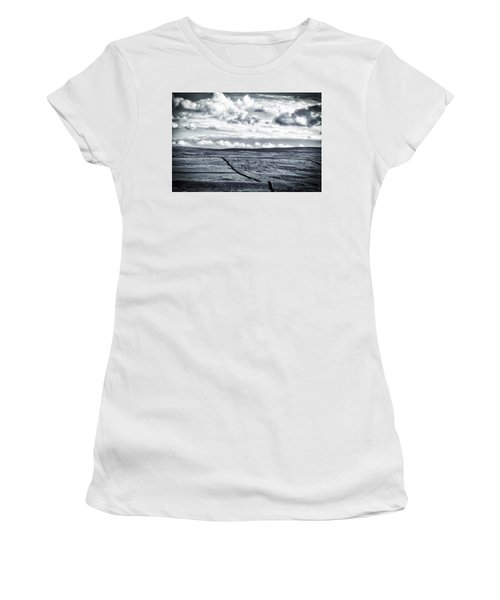 Dramatic Landscape  Women's T-Shirt (Junior Cut) by RKAB Works