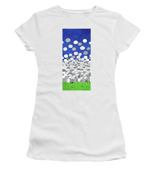 Dreamfield Women's T-Shirt (Athletic Fit)