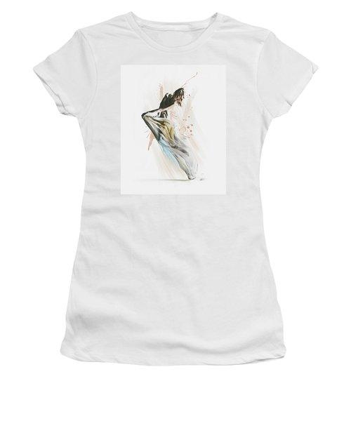 Drift Contemporary Dance Women's T-Shirt
