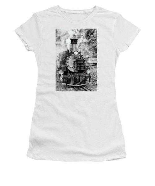 Durango Silverton Train Engine Women's T-Shirt