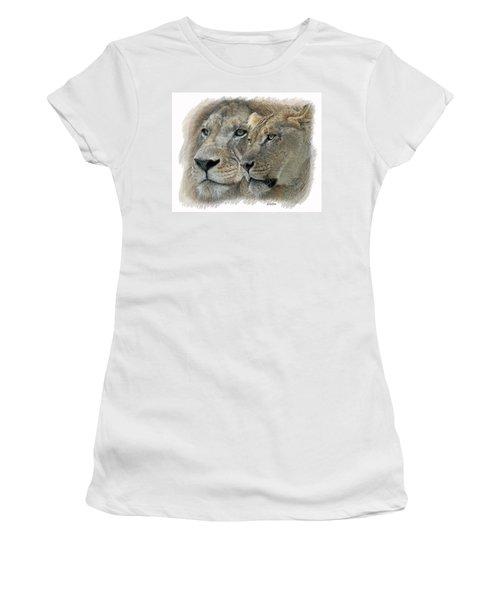 Dynamic Duo  Women's T-Shirt