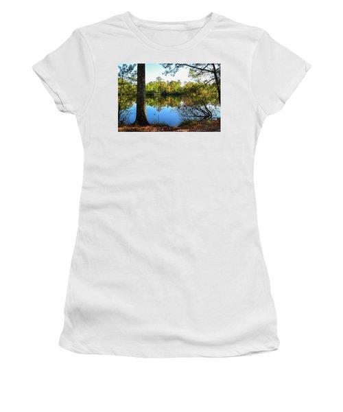 Early Fall Reflections Women's T-Shirt