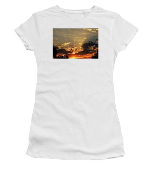 Early Morning Adrenaline Rush Women's T-Shirt (Athletic Fit)