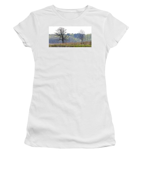 Early Spring Silhouettes  Women's T-Shirt