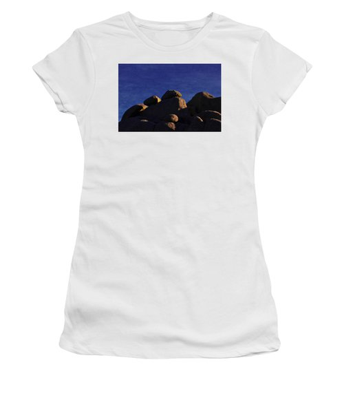 Earth And Sky Women's T-Shirt