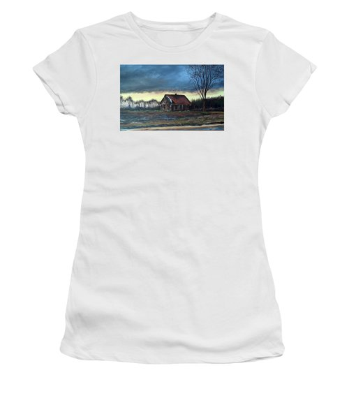 East Of Eden Women's T-Shirt (Athletic Fit)