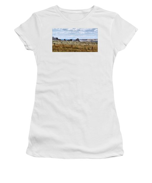 Eastern Wyoming Sky Women's T-Shirt