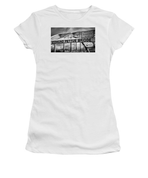 Edmund Pettus Bridge - 2 Women's T-Shirt