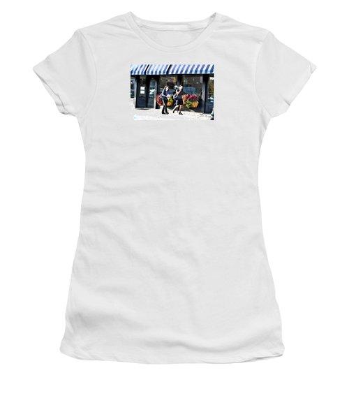 Egg Transport Women's T-Shirt