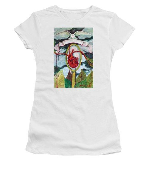 El Reflejo Women's T-Shirt