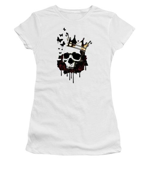 El Rey De La Muerte Women's T-Shirt