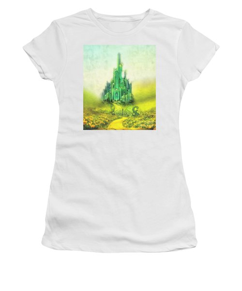 Emerald City Women's T-Shirt