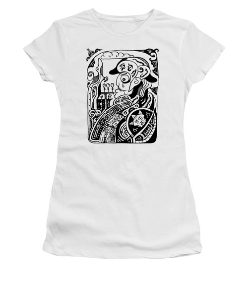 Emperor Women's T-Shirt (Athletic Fit)