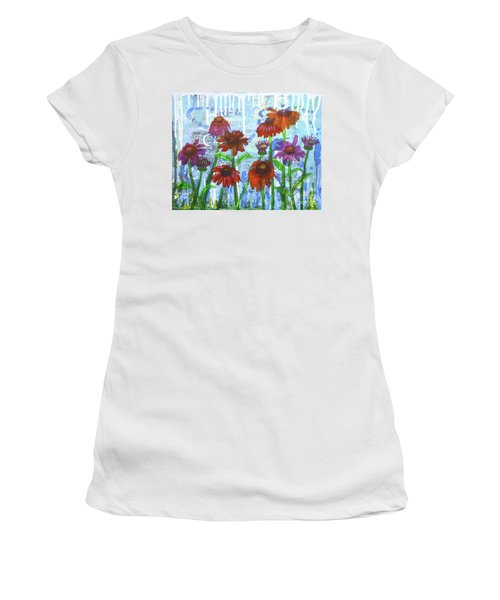 Enchanting Echinacea Women's T-Shirt